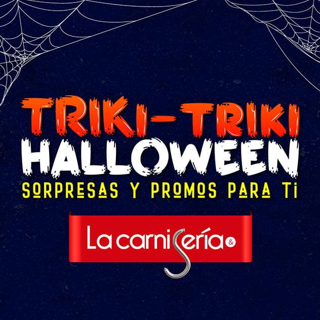 Triki-Triki Halloween – La Carnicería