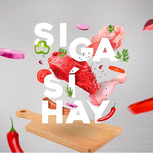 SIGA, SÍ HAY – La Carnicería